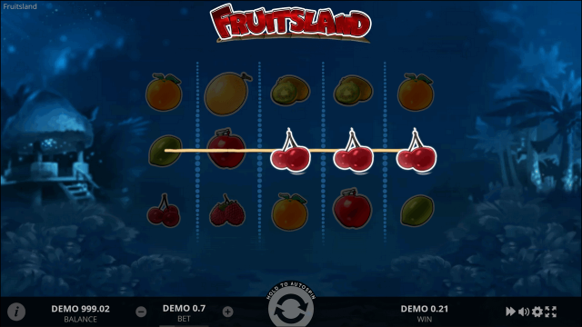 Fruits Land 5